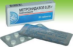 Лекарства, препараты и таблетки от трихомониаза у мужчин