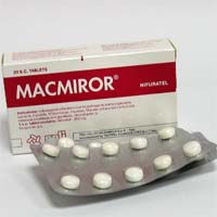 Таблетки для лечения гарднереллеза макмирор