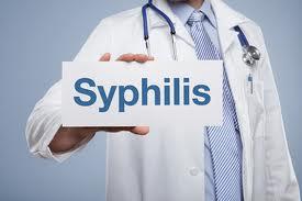 Венерическое заболевание сифилис - диагностика
