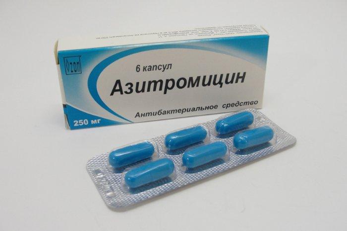 антибиотики при гонорее