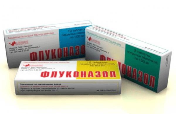 Лекарства от грибка половых органов для мужчин