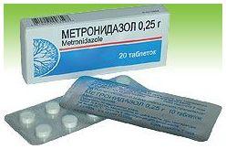 Метронидазол при молочнице эффективность и целесообразность лечения