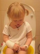 Как лечить молочницу у детей 5 лет