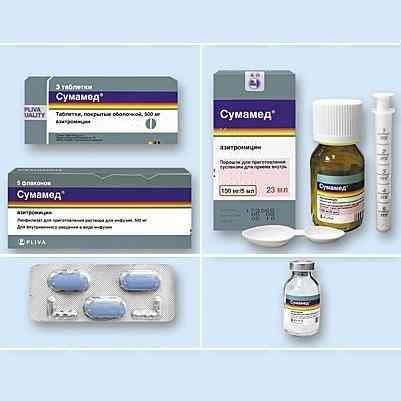 Сколько дней пить Азитромицин при хроническом простатите